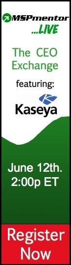 Kaseya Webcast Ad